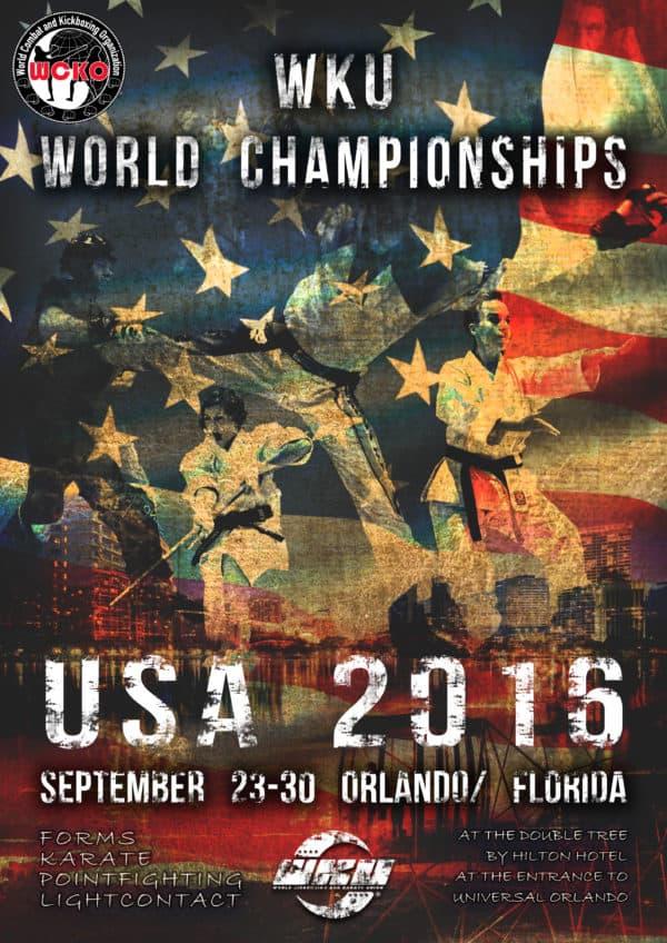 WKU World Championships 2016